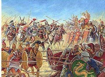 ace513563599ba86e569ef48f7c883f8--battle-of-gaugamela-achaemenid