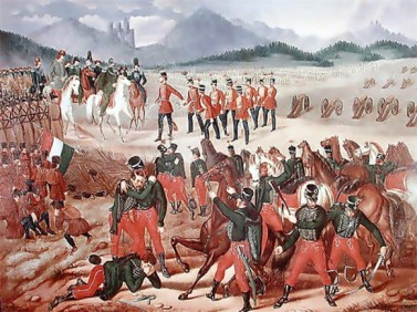 picCACapitulaton_of_Hungarian_Army_at_Vilagos_1849
