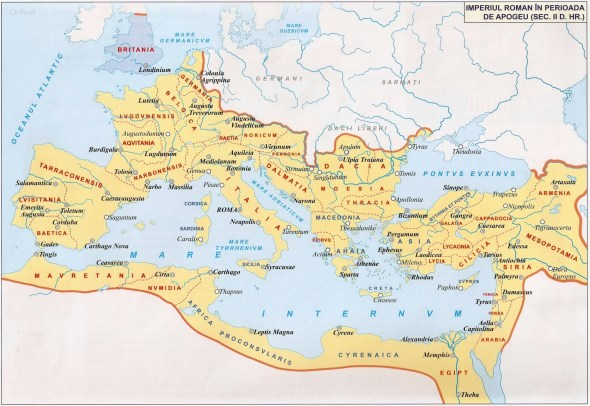004. IMPERIUL ROMAN IN PERIOADA DE APOGEU (SEC. II D. HR.)