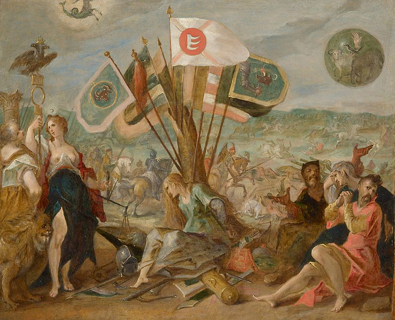 Hans_von_Aachen_-_Allegory_of_the_Turkish_war_-_The_Battle_of_Gorossló