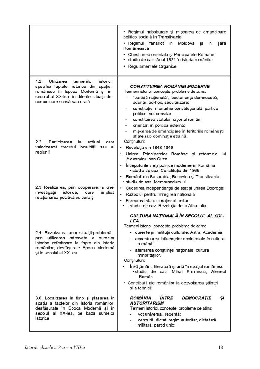 Programa Istorie Clasa a VIII-a_page-0003