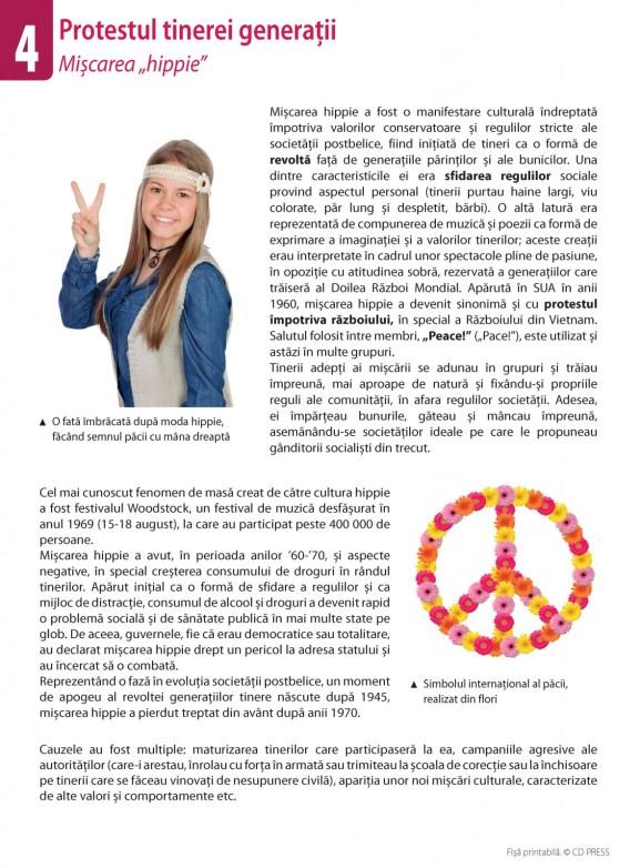 miscarea hippie