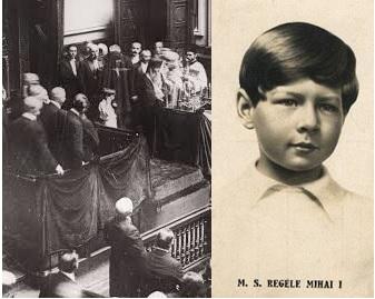 regele mihai 1927