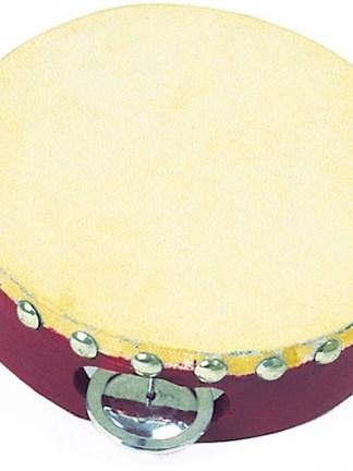 Toba membrana piele cu 4 clopotei