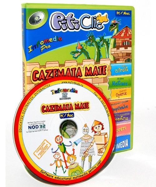 Cazemata MATE 2