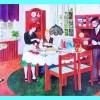 Masa de pranz in familie 1