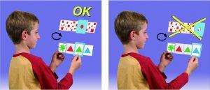 Joc logic - Numere
