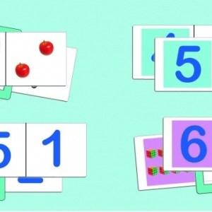 Joc logic - Numere si cantitati 11