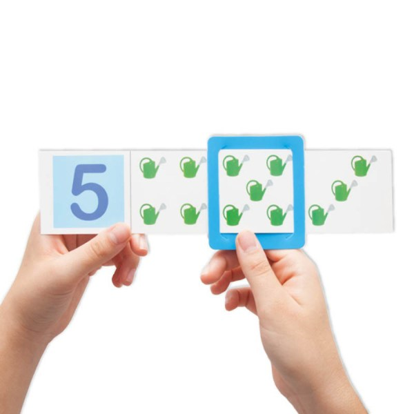 Joc logic - Numere si cantitati 5