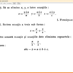 Pachet Excelenta Matematica 9
