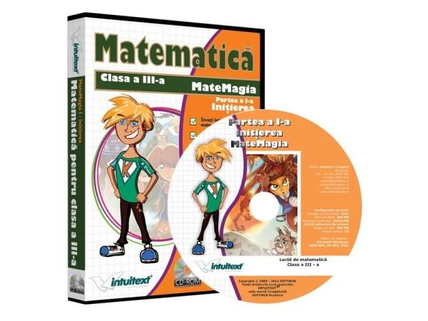 Pachet Matematica clasa a III-a 4