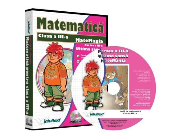 Matematica clasa a III-a Vol.III 3
