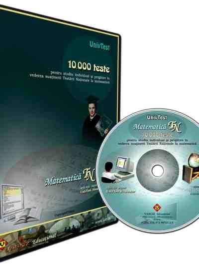 Ghid pregatire-evaluare Matematica TN 2007 - 10000 teste