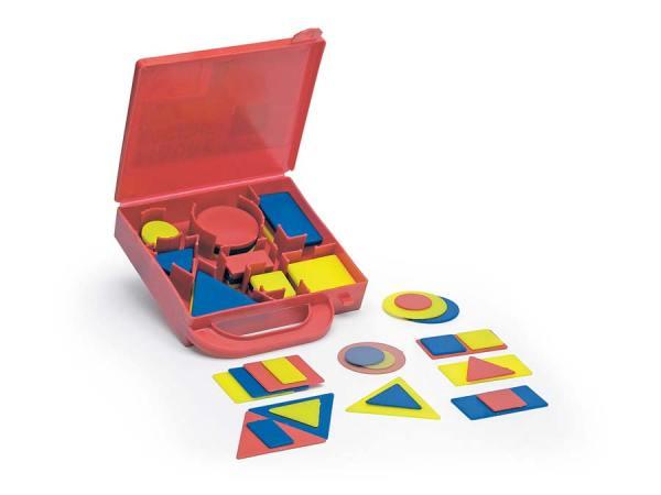 Forme geometrice plane plastic 7
