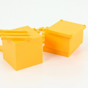 Sistemul zecimal - cuburi baza 10 interconectabile 18