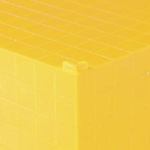 Sistemul zecimal - cuburi baza 10 interconectabile 22