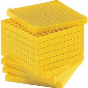 Sistemul zecimal - cuburi baza 10 interconectabile 17