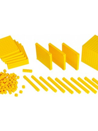 Decimetru cub demontabil