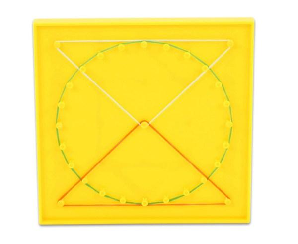 Tabla universala pentru figuri geometrice plane 5