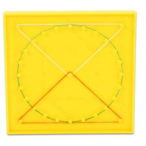 Tabla universala pentru figuri geometrice plane 12