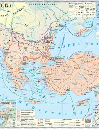Imperiul Bizantin sec.IX-XI