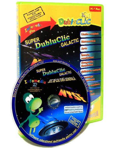 SUPER DubluClic GALACTIC cucereste UNIVERSUL CUNOASTERII - NTSF
