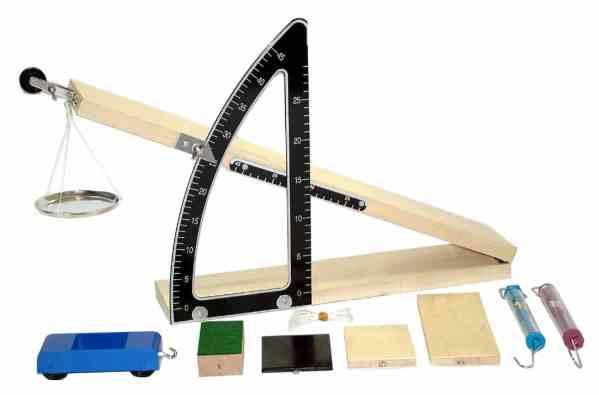 Model de plan inclinat cu unghi variabil 3
