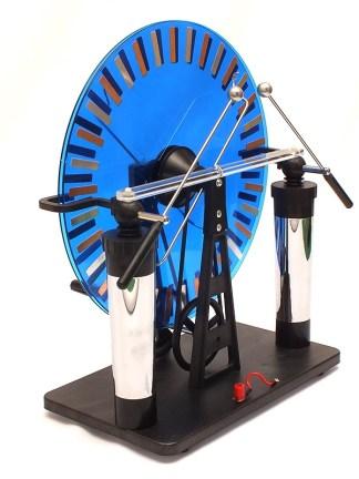 Masina electrostatica Wimshurst