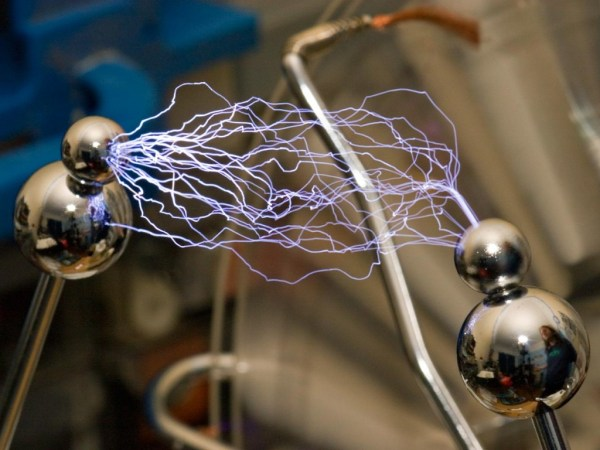 Masina electrostatica Wimshurst 7