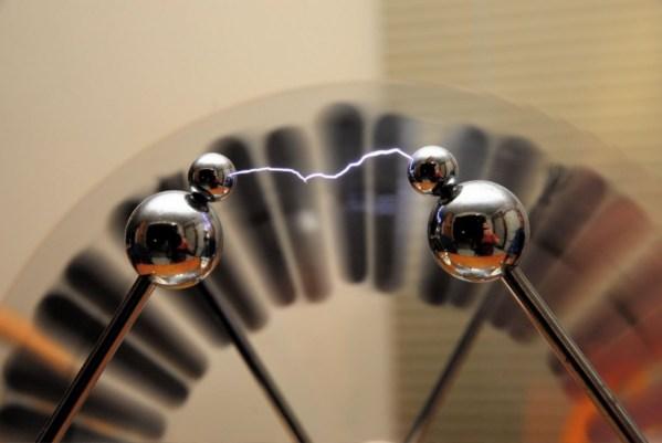 Masina electrostatica Wimshurst 6