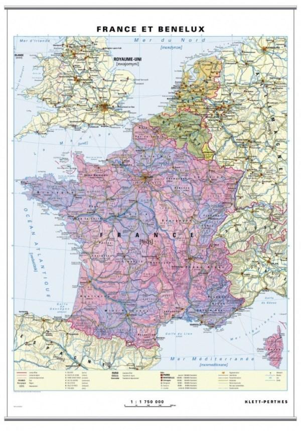 Franta - Belgia - Luxemburg 3