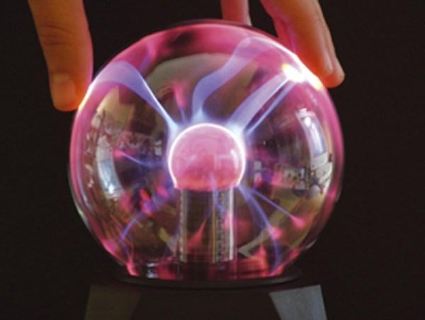 Sfera cu plasma pentru vizualizarea descarcarilor in gaz 4