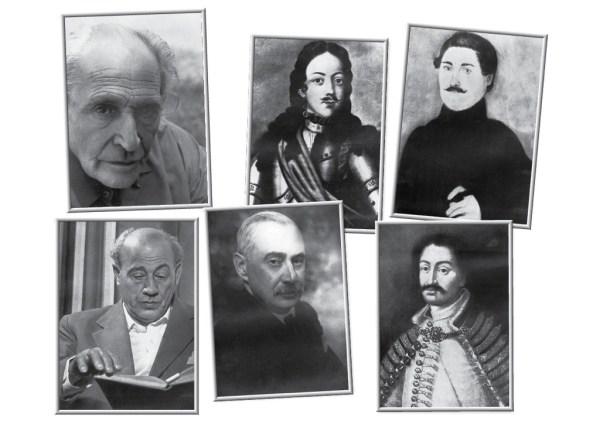 Írói arcképsorozat 3