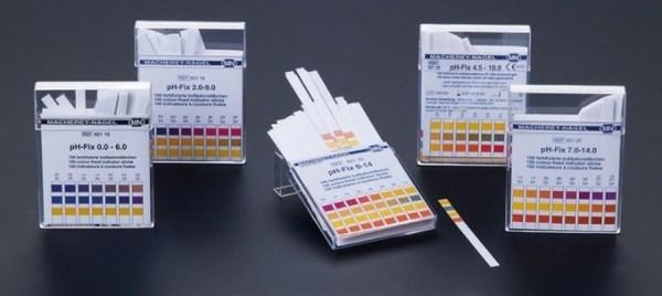 Benzi test pentru determinarea pH ului