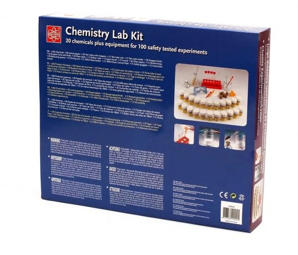 Micul chimist - trusa de chimie pentru elevi 7