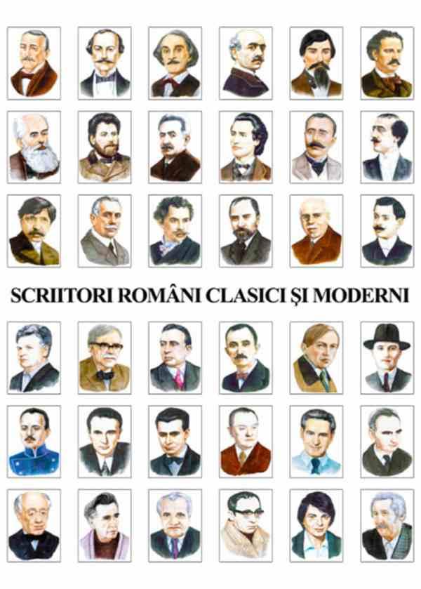 Scriitori romani clasici si moderni 3