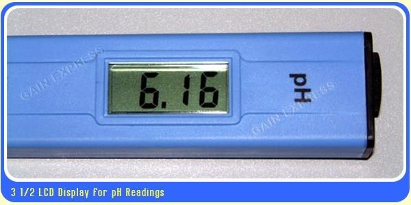pH-metru digital 5