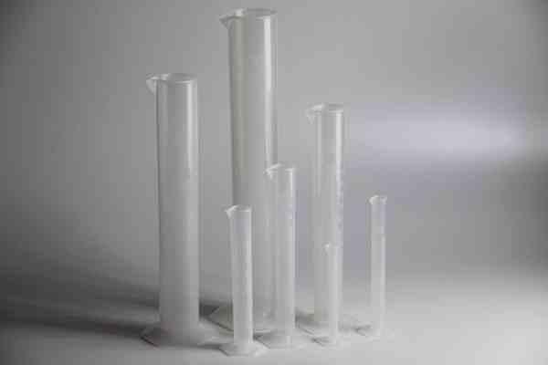 Cilindri gradati din plastic - 7 buc 5