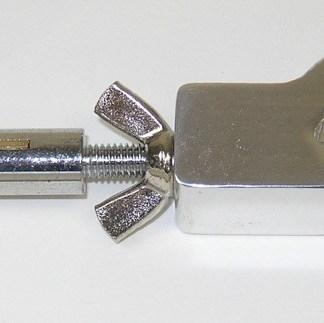 Clema pentru biureta - termometru