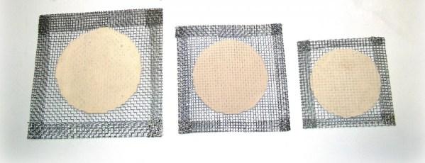 Sita metalica cu insertie ceramica 3