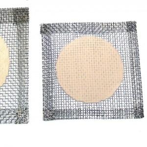Sita metalica cu insertie ceramica 5
