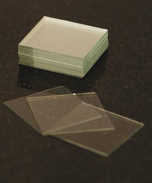 Set 100 lamele pentru microscop 4