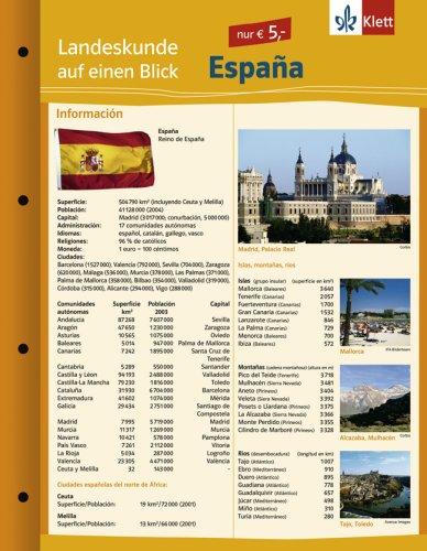 Spania - limba spaniola