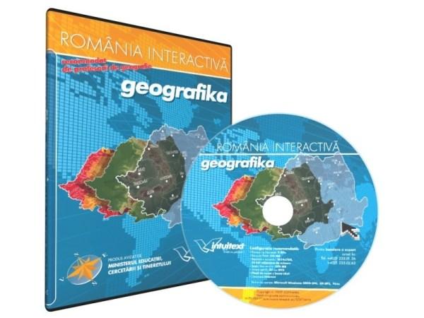 GEOGRAFIKA - Romania interactiva 2