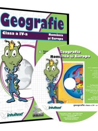 Geografie clasa a IV-a - Romania si Europa