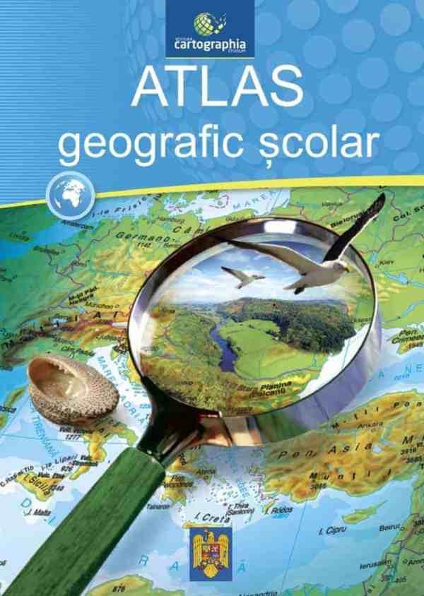 Atlas geografic scolar 3