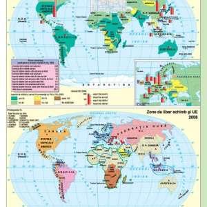 Atlas geografic scolar clasele 9-12 9