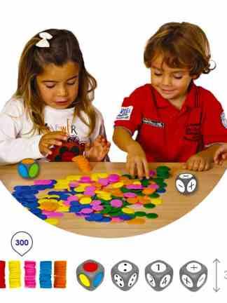 Clasificarea culorilor - Invata sa numeri