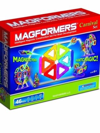 Magformers Carnival - Parc de distractii
