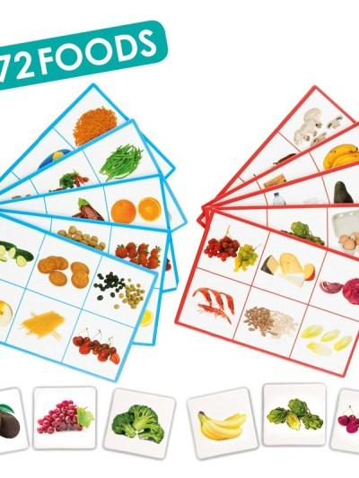 Loto + cuvinte 72 de alimente